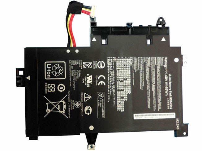 B31N1345 Laptop akku Ersatzakku für ASUS Transformer Book Flip TP500L TP500LA TP500LN Batterien