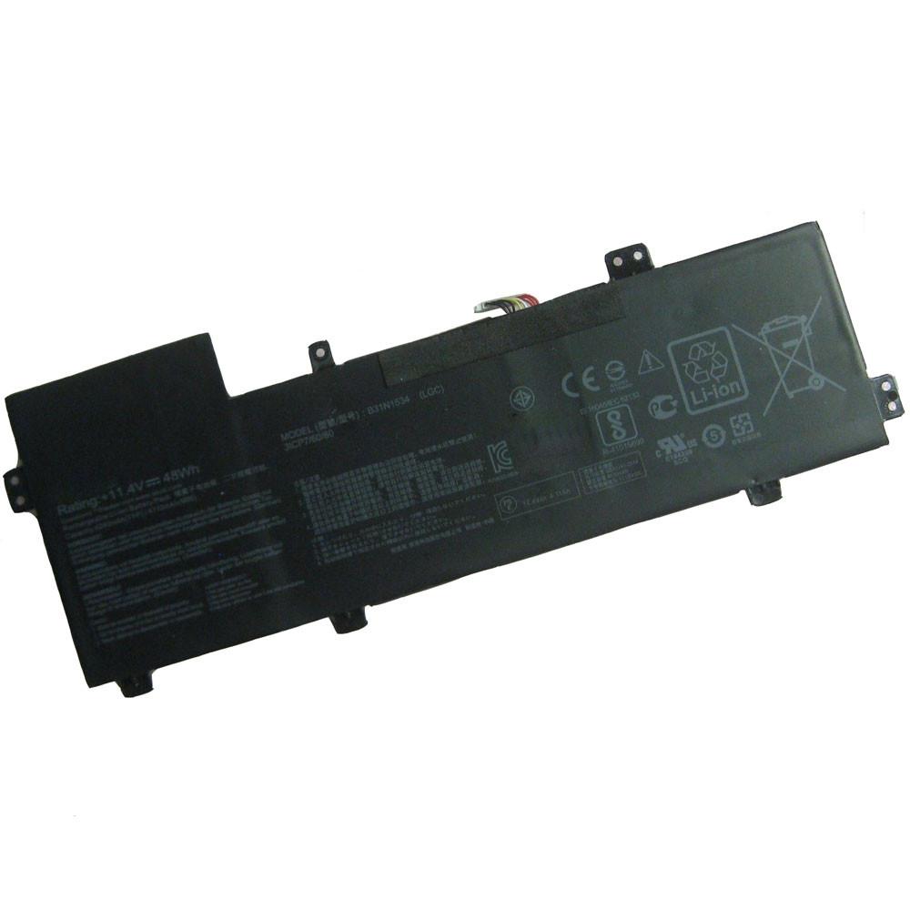 B31N1534 Laptop Akku Ersatzakku für Asus Zenbook UX510 UX510UW UX510UX Series Batterien