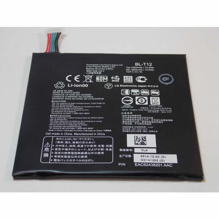 BL-T12 akku Ersatzakku für LG G Pad 7.0 V400 V410 Batterien