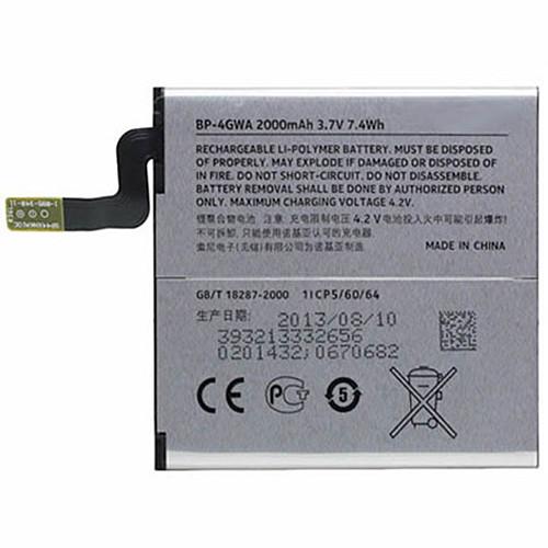 BP-4GWA akku Ersatzakku für Nokia Lumia 625 Lumia 720 BP-4GWA +Tools Batterien