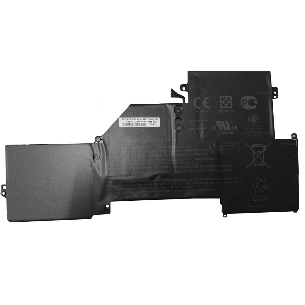 BR04XL Laptop akku Ersatzakku für HP EliteBook 1020 G1 Batterien