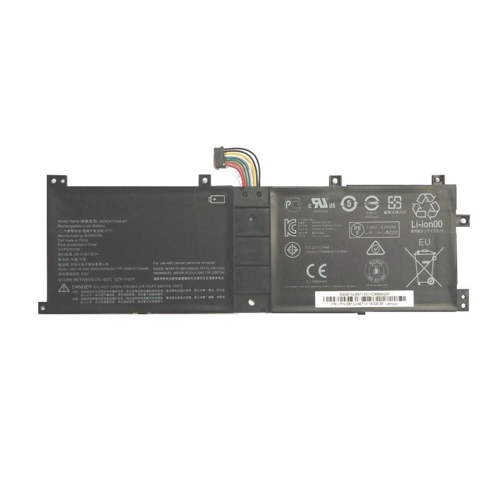 BSNO4170A5-AT Laptop Akku Ersatzakku für Lenovo 5B10L68713 5B10L67278 LH5B10L67278 Series Batterien