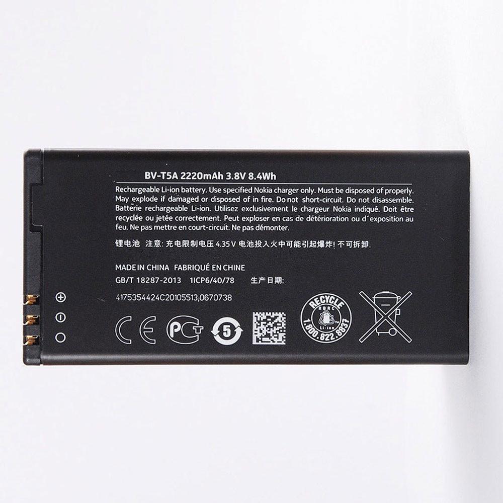 BV-T5A Akku Ersatzakku für Nokia Lumia 550 730 735 738 Superman RM1038 RM104 Batterien