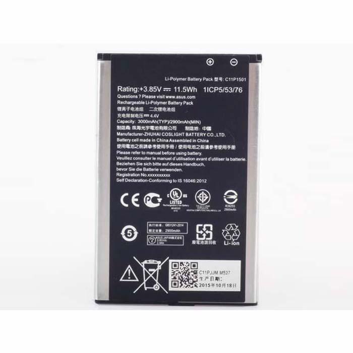 C11P1501 akku Ersatzakku für ASUS ZE500CL ZE551KL ZE601KL ZenFone 2 Batterien