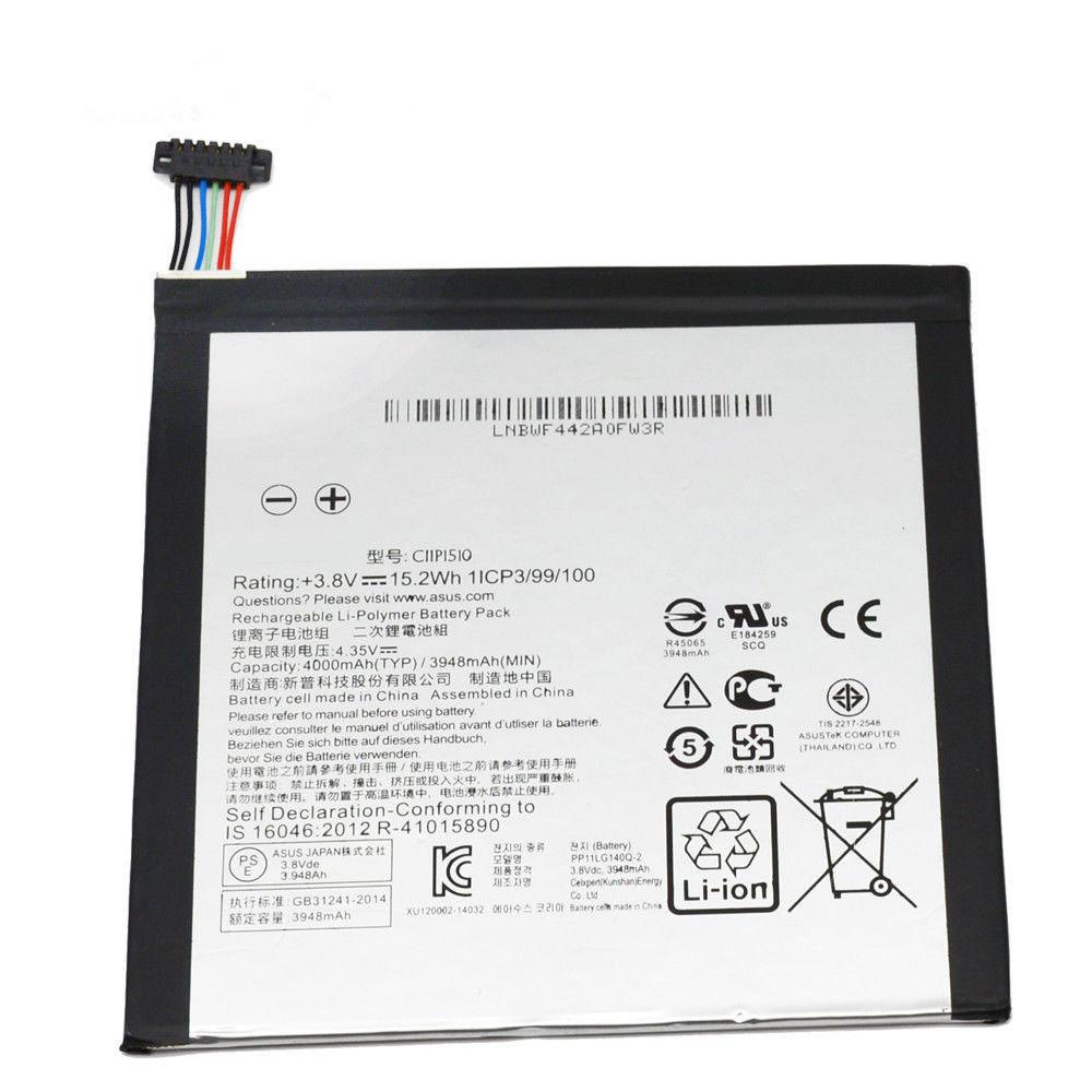 C11P1510 Akku Ersatzakku für Asus ZenPad S 8.0 Z580CA Series Batterien