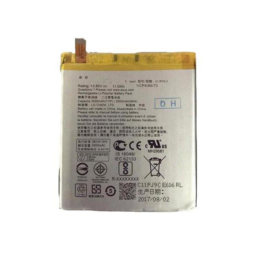 C11P1511 Akku Ersatzakku für Asus Zenfone3 Ze552kl Z012da Z012de Batterien