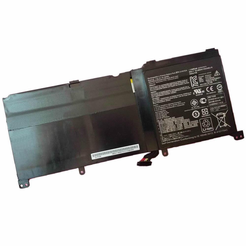 C41N1524 Laptop akku Ersatzakku für ASUS N501VW UX501JW N501VW-2B series Batterien
