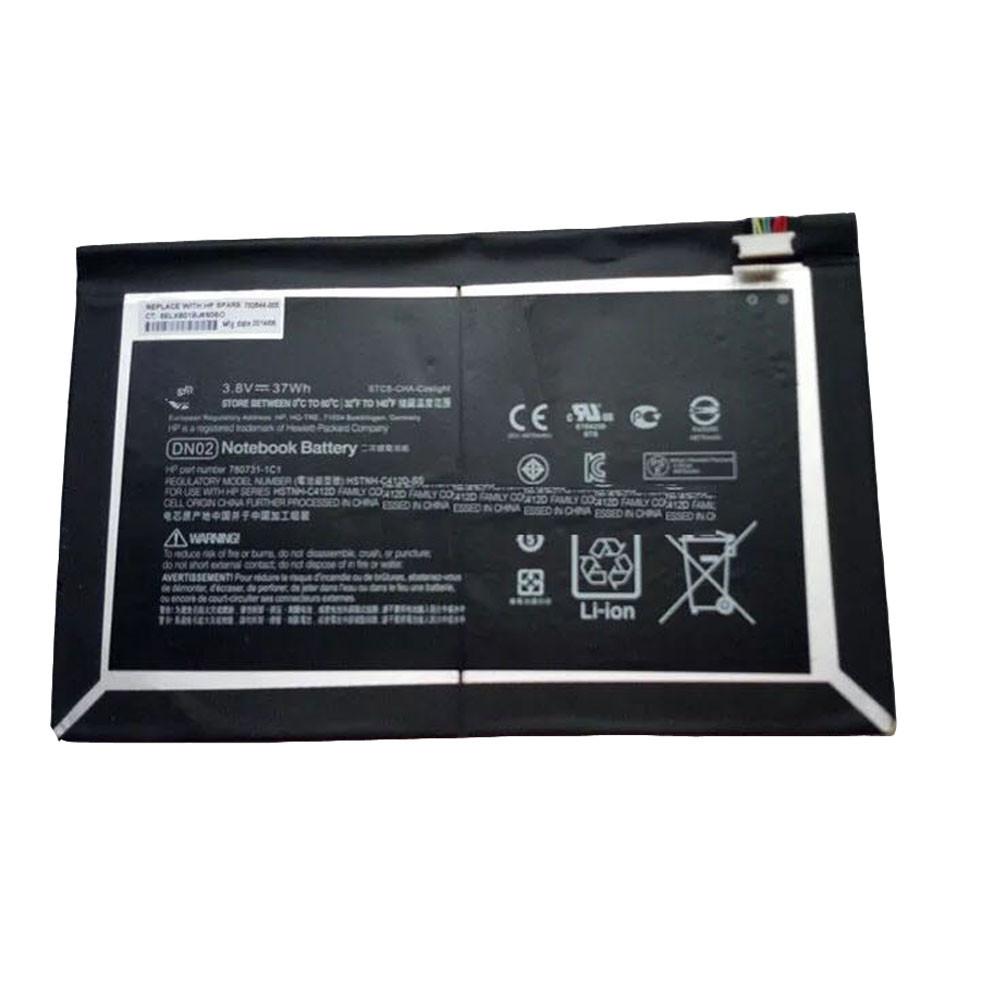 DN02 Akku Ersatzakku für HP Pro Slate 12 Series Batterien
