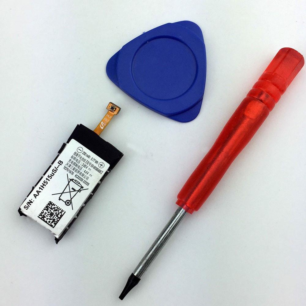 EB-BR360ABE Akku Ersatzakku für Samsung Gear Fit2 Fit2 SM-R360 Batterien