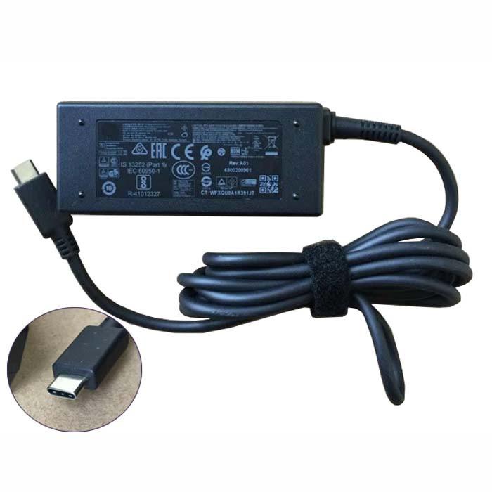 Netzteil für 45W HP Elite x2 45W USB-C,815049-001 A045R031L TPN-CA01 Ladegerät