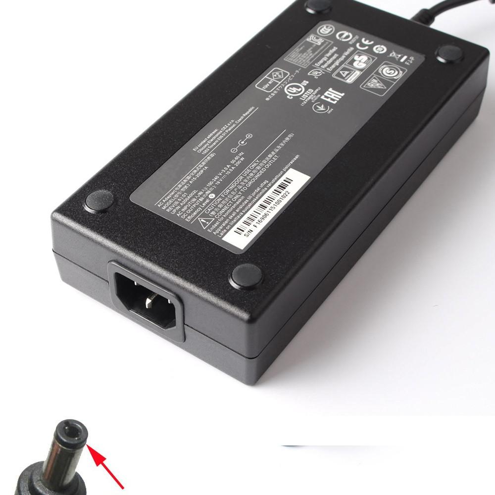 Netzteil für 200W Clevo Z7-SP7S1 Z7-SL7S3 Z7-i7D0,A15-200P1A Ladegerät