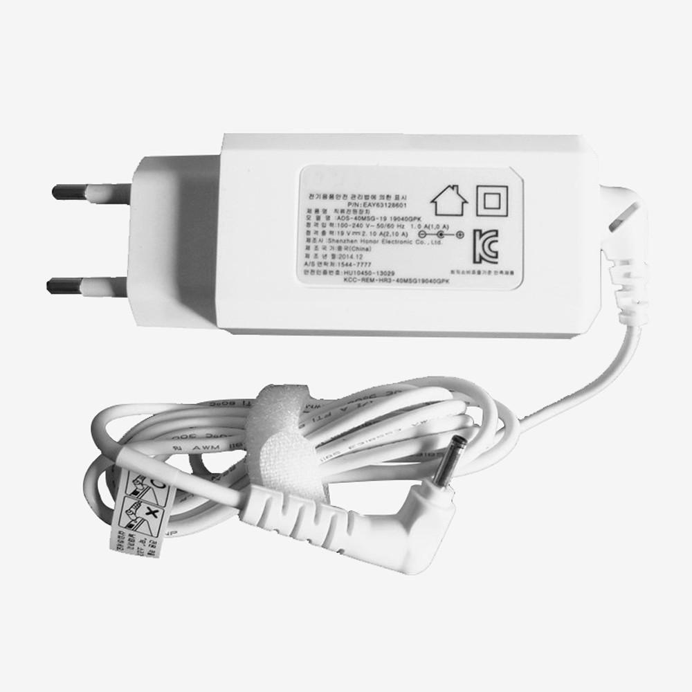 Netzteil für 40W LG Gram 15ZD960-GX7TK,EAY63128601 Ladegerät