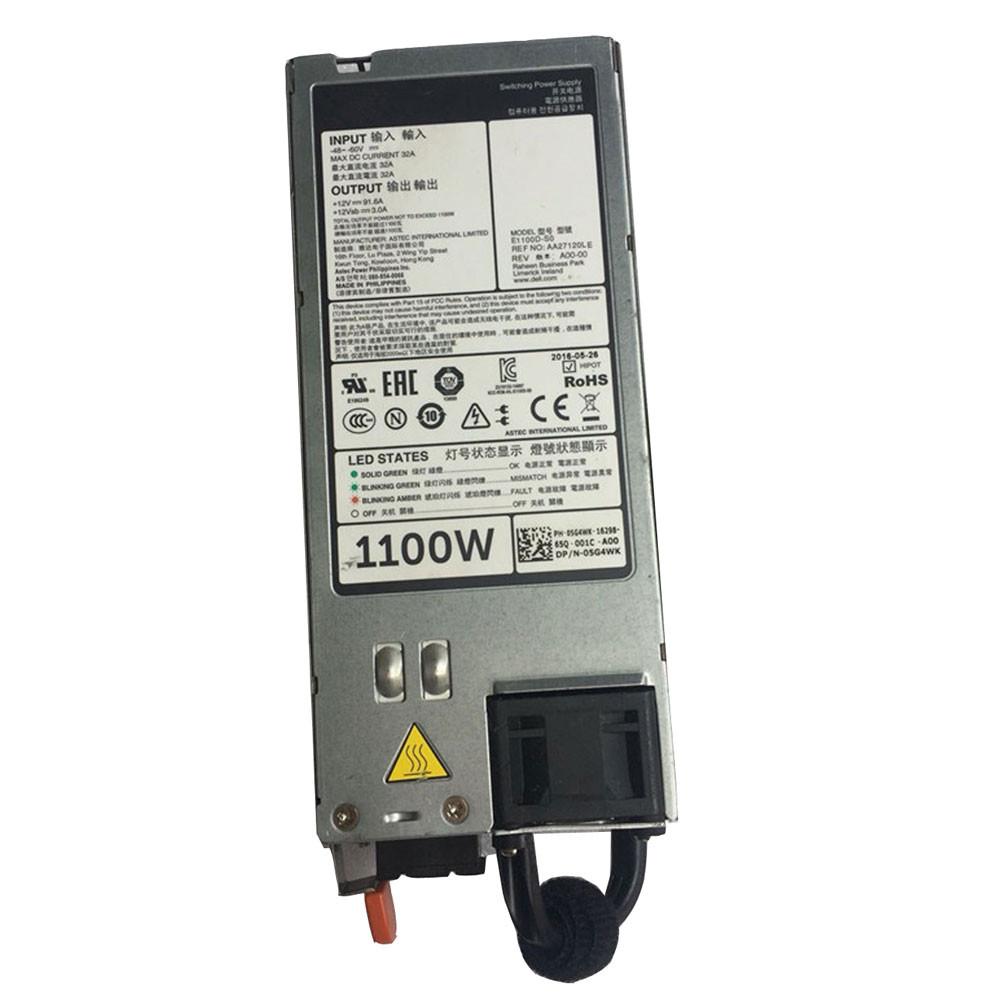Netzteil für 1100W DELL POWEREDGE SERVER R620 R520 R720 C7JTF Y1MGX DC,Y1MGX Ladegerät