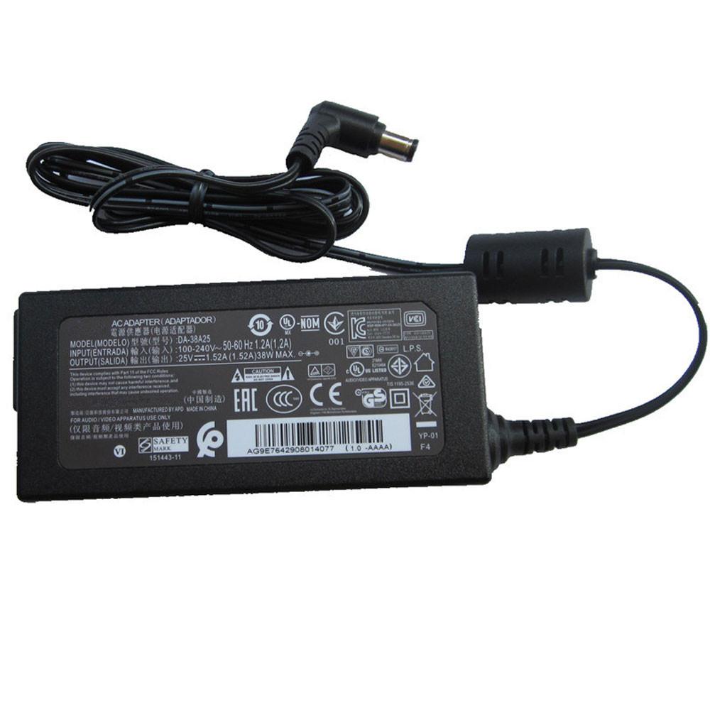 Netzteil für 38W LG  SH7 SH7B SH78 Soundbar,DA-38A25 Ladegerät