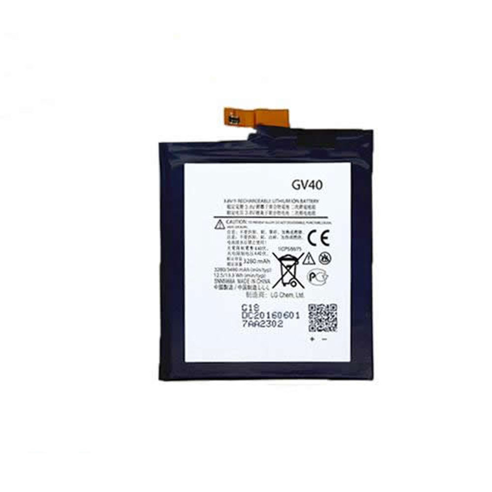 GV40  akku Ersatzakku für Motorola Moto Z Droid Force 1650-2 SNN5968A Batterien