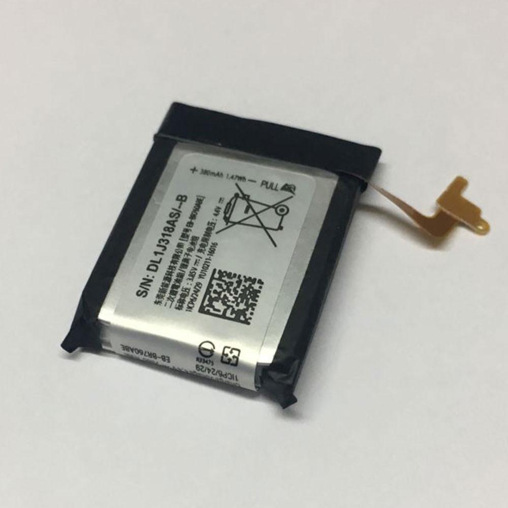 EB-BR760A Akku Ersatzakku für Samsung Gear S3 Frontier  Gear S3 Classic Batterien