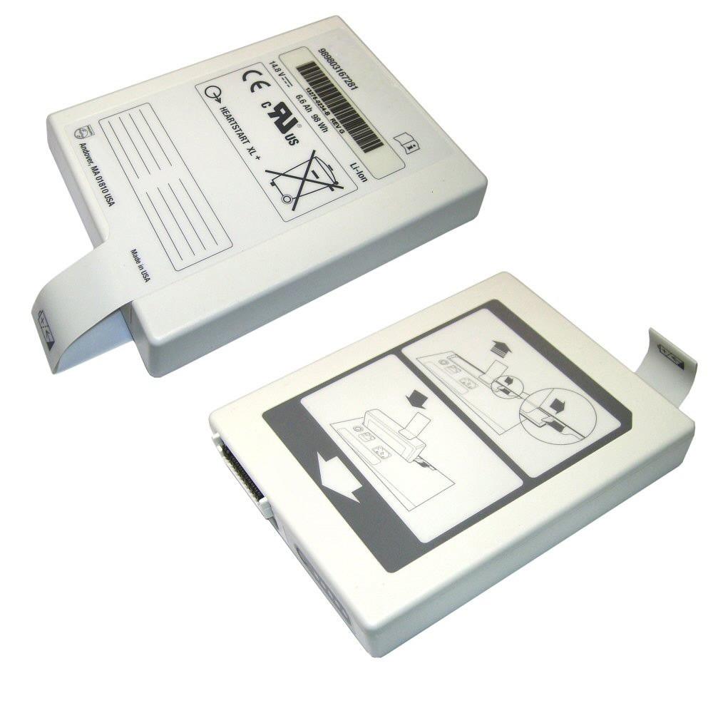 989803167281 Laptop akku Ersatzakku für Philips HEARTSTART XL+ Batterien