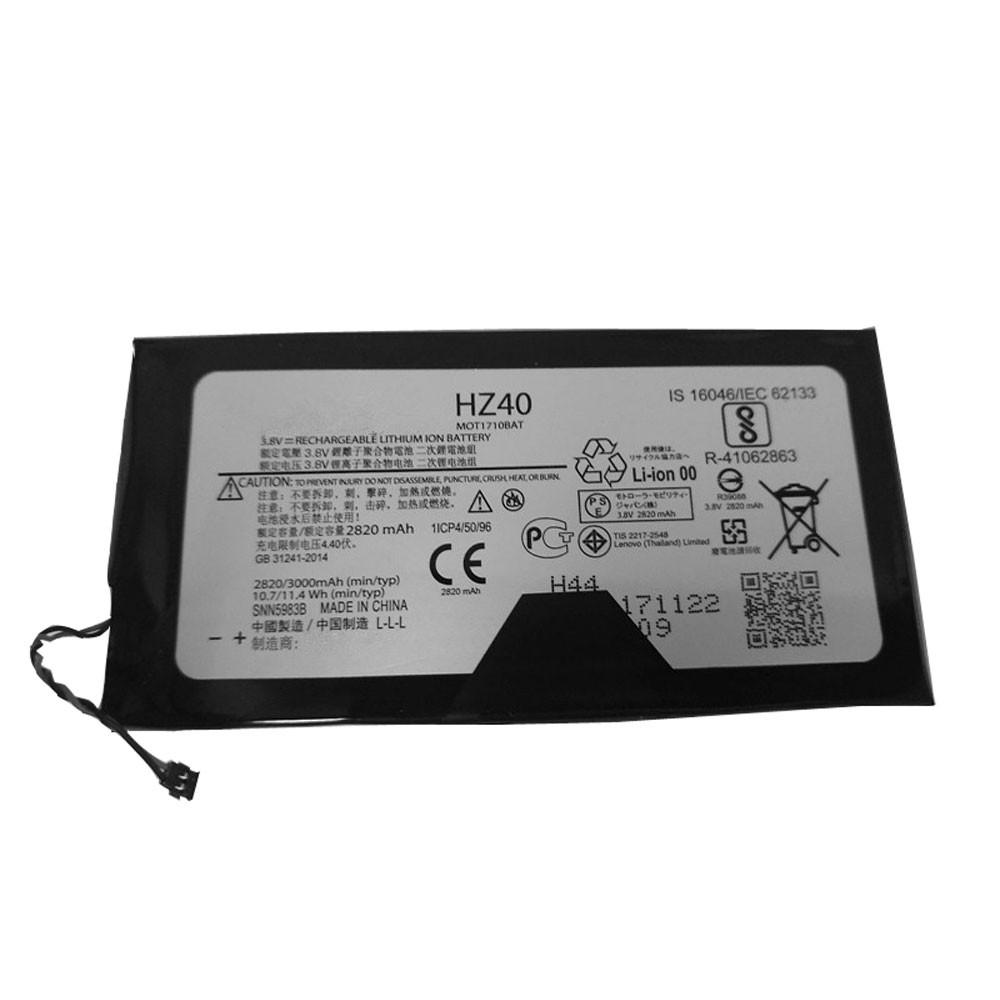 HZ40 Akku Ersatzakku für Motorola Moto Z2 Play XT1710 XT1710-01 XT1710-08 Batterien