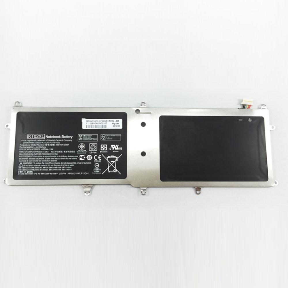 KT02XL Akku Ersatzakku für HP HSTNN-LB6F HSTNN-I19X 753330-421 Series Batterien