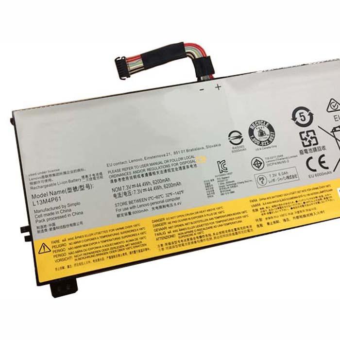 L13M4P61 Laptop akku Ersatzakku für LENOVO EDGE 15 80H1 15.6