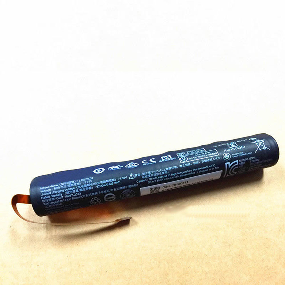 L15D2K32 Akku Ersatzakku für Lenovo YT3-X90 series Batterien
