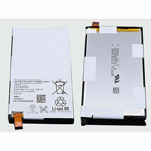 LIS1529ERPC akku Ersatzakku für Sony Xperia Z1 Compact D5503 M51W/mini Batterien