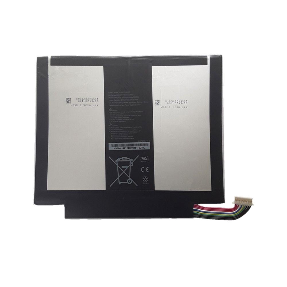 MLP3276120-2P Akku Ersatzakku für McNair Verizon Ellipsis 10 QTAIR7 10 XLTE Batterien