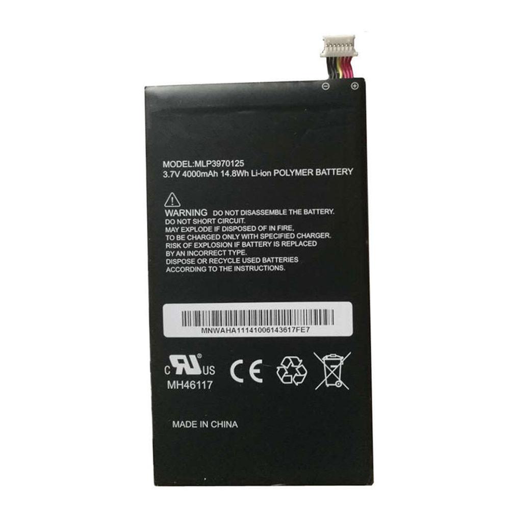 MLP3970125 Akku Ersatzakku für McNair Verizon Ellipsis 7 QMV7A QMV7B Elipsis J06 Batterien