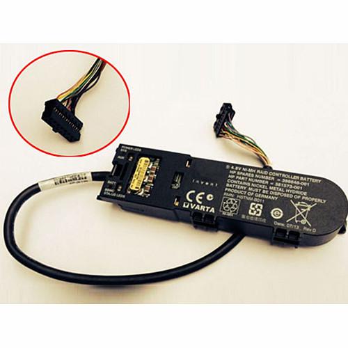 462969-B21 462976-001 460499-001 Laptop akku Ersatzakku für HP P212 P410 SAS 650MAH P SERIES Batterien