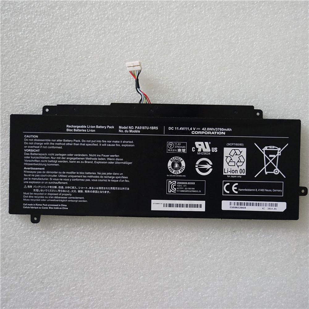 PA5187U-1BRS Laptop Akku Ersatzakku für Toshiba Click 2 L35W L35W-B3204 Series Batterien
