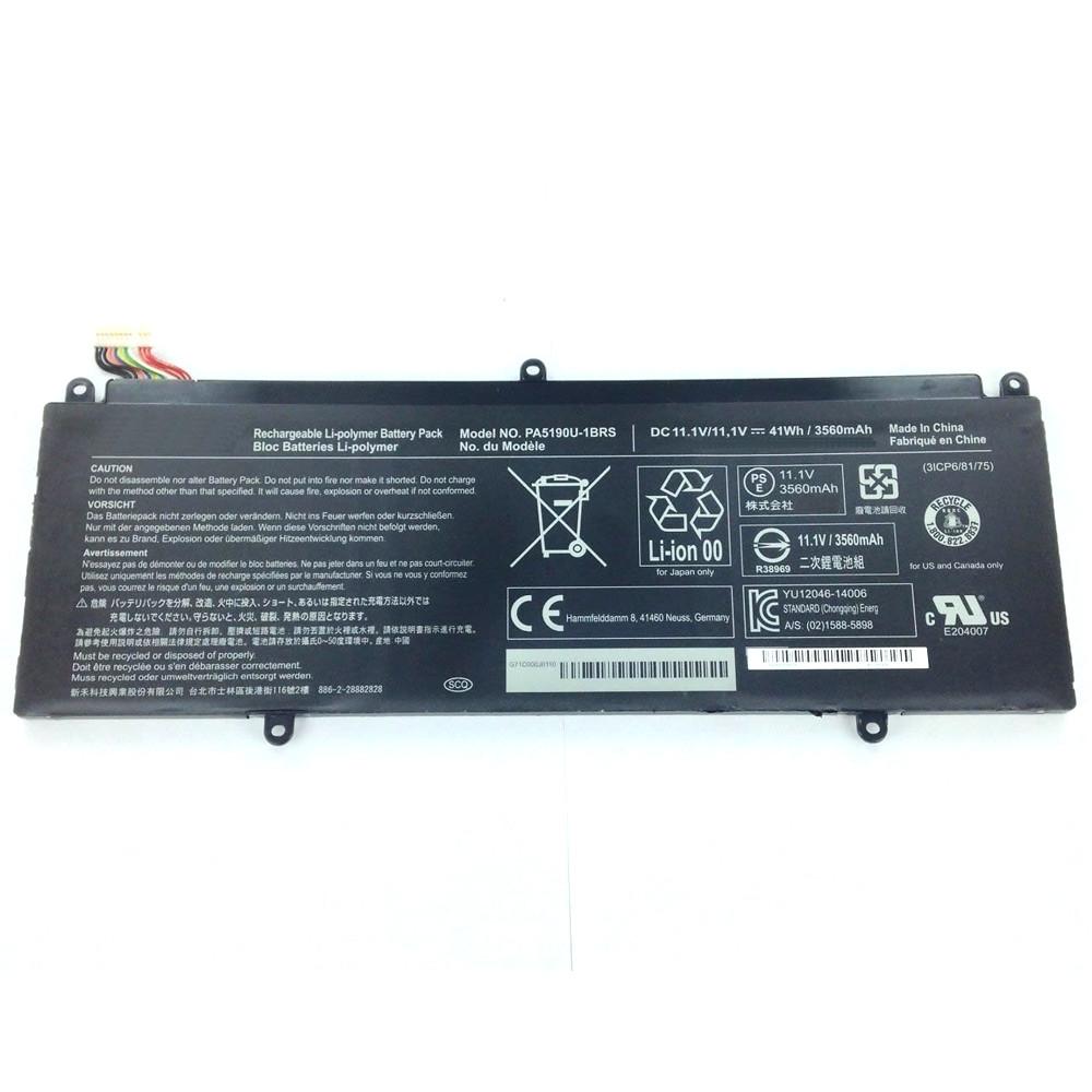 PA5190U-1BRS Laptop akku Ersatzakku für Toshiba Satellite P35W-B Series Batterien