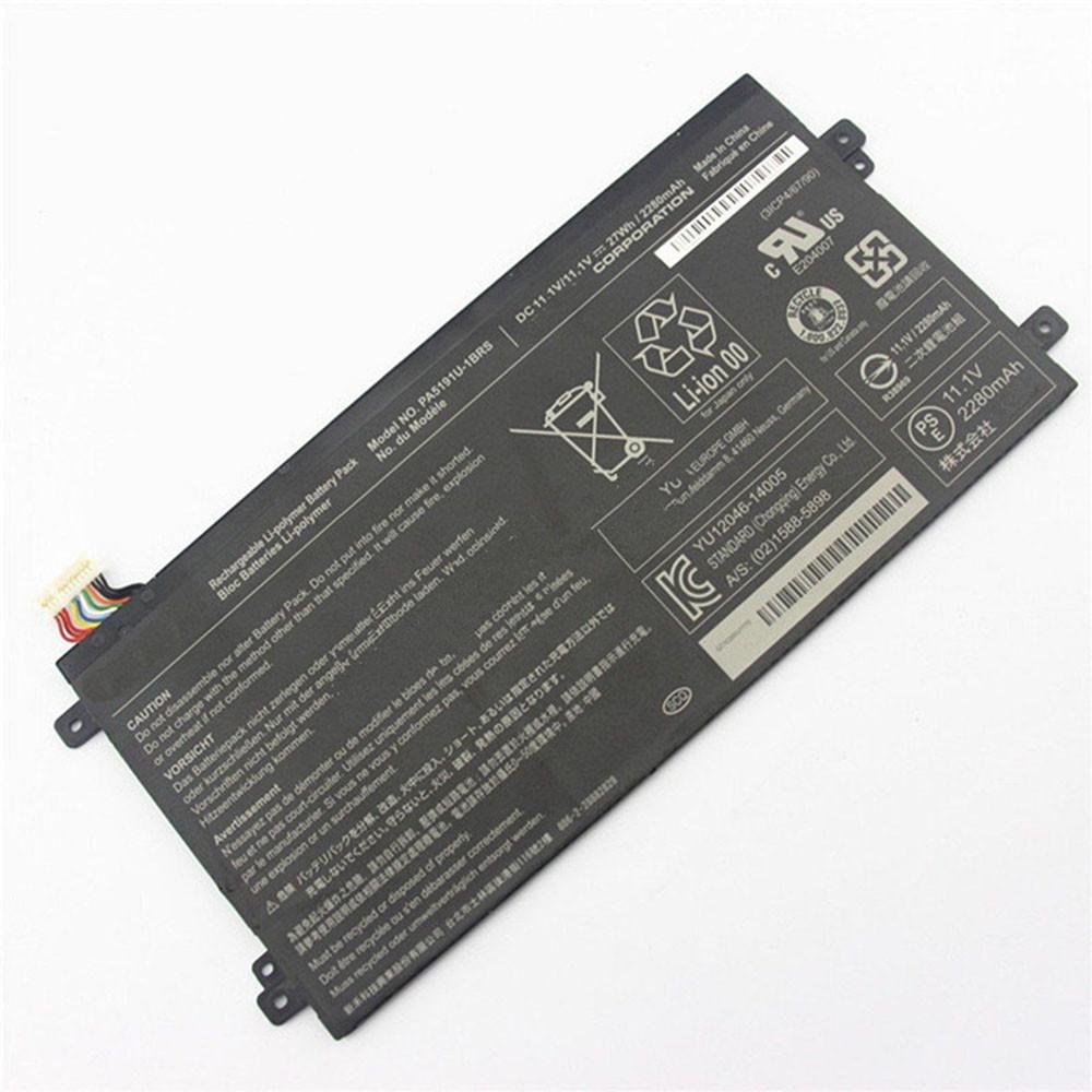 A5191U-1BRS Akku Ersatzakku für Toshiba P30W-B P30W-B-10E Batterien