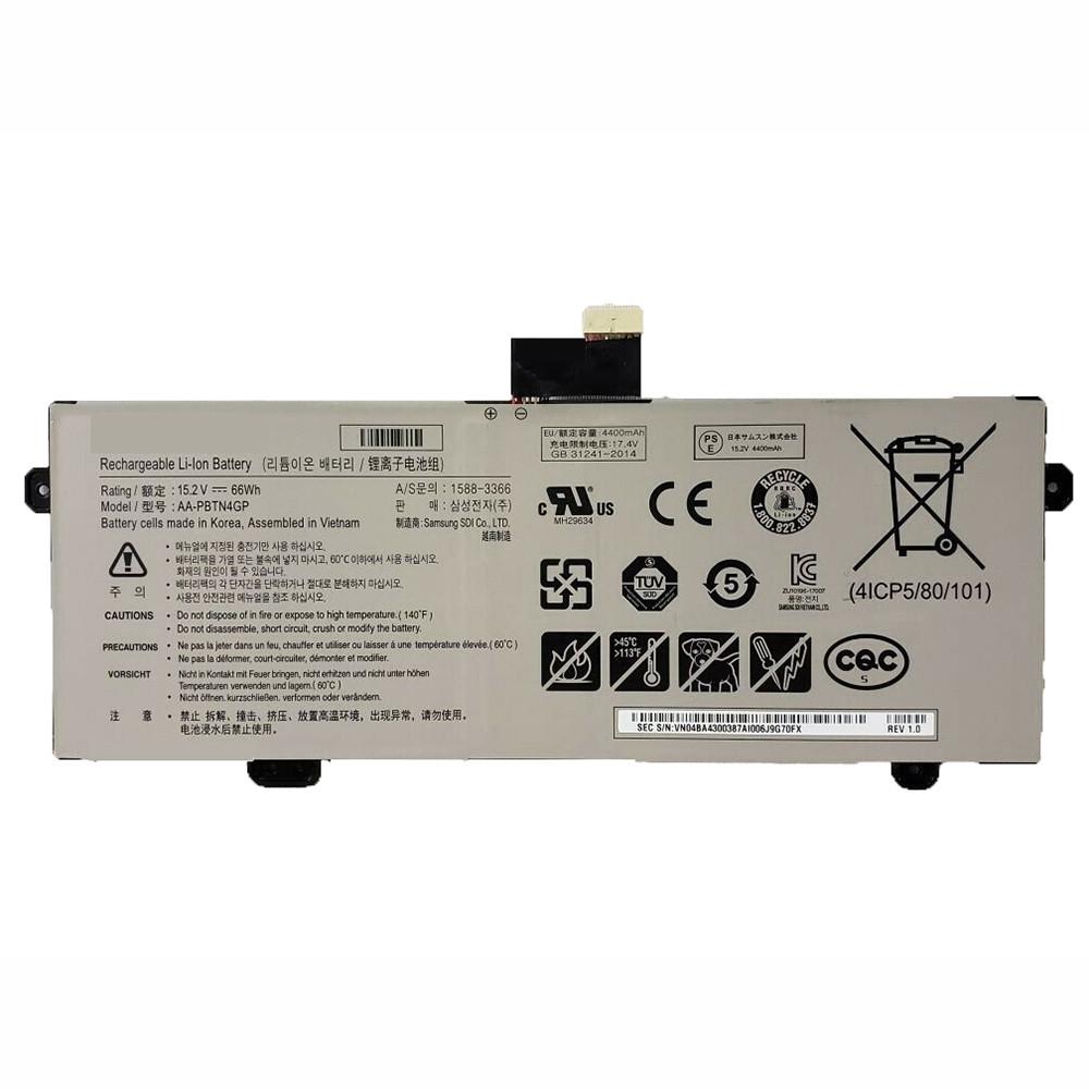 AA-PBTN4GP Laptop Akku Ersatzakku für Samsung NP800G5H-XS1US Batterien