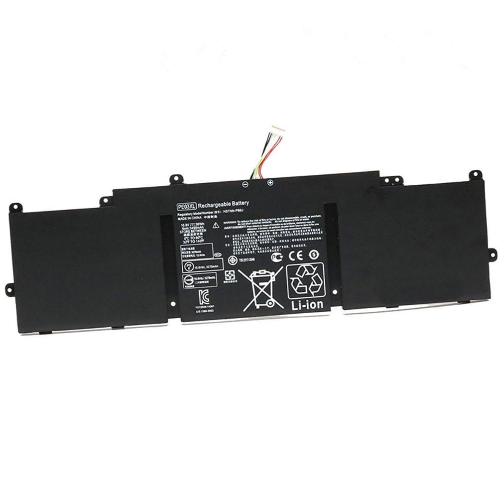 PE03XL Laptop Akku Ersatzakku für Hp Chromebook 210 G1 11 G3 G4 11-2101tu 11-2102tu 11-2103tu Batterien
