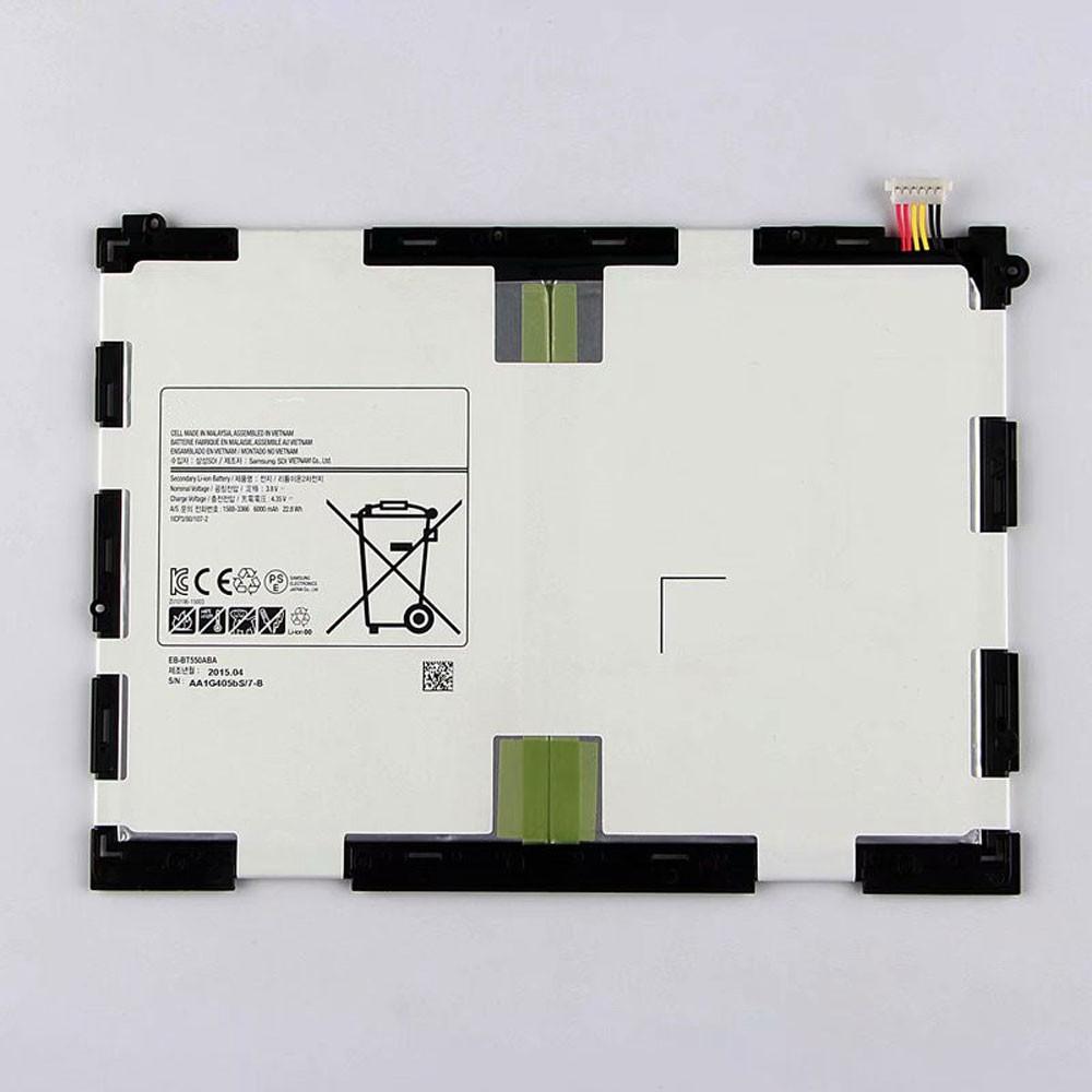 BT550ABE Akku Ersatzakku für Samsung Galaxy Tab A 9.7 SM-T550 P550 Batterien