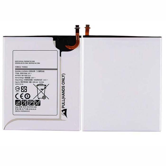 EB-BT561ABE akku Ersatzakku für Samsung GALAXY Tab E T560 T561 SM-T560 5000m Batterien