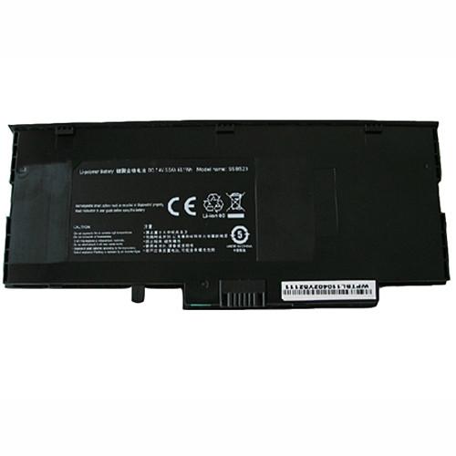 SSBS23 SSBS21 Laptop akku Ersatzakku für Hasee P20D2 D4 Founder S100 Batterien