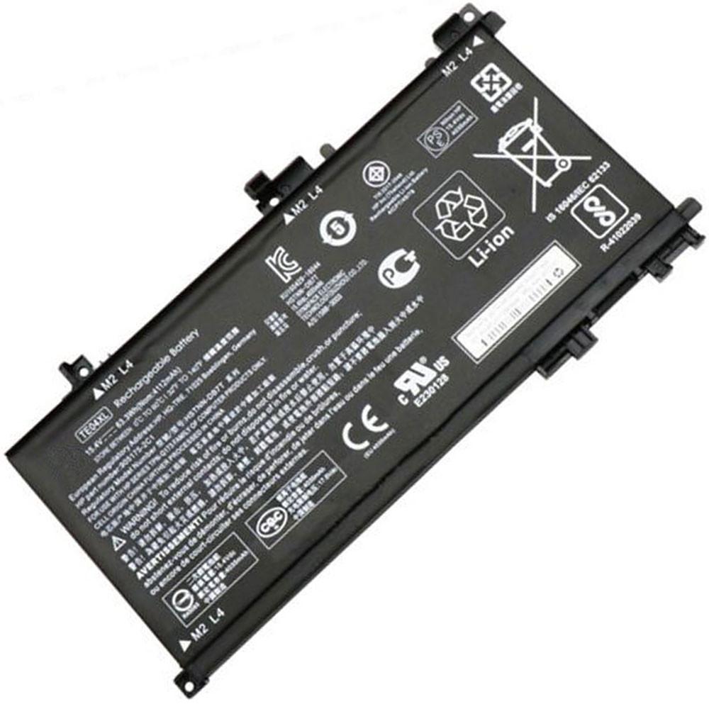 TE04XL Laptop Akku Ersatzakku für HP Omen 15-AX200 Pavilion 15-BC Series Batterien