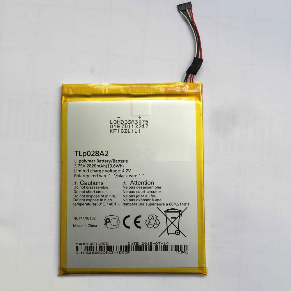 TLp028AD Akku Ersatzakku für Alcatel One Touch Pixi 3 (7) LTE / 7.0 4G Batterien