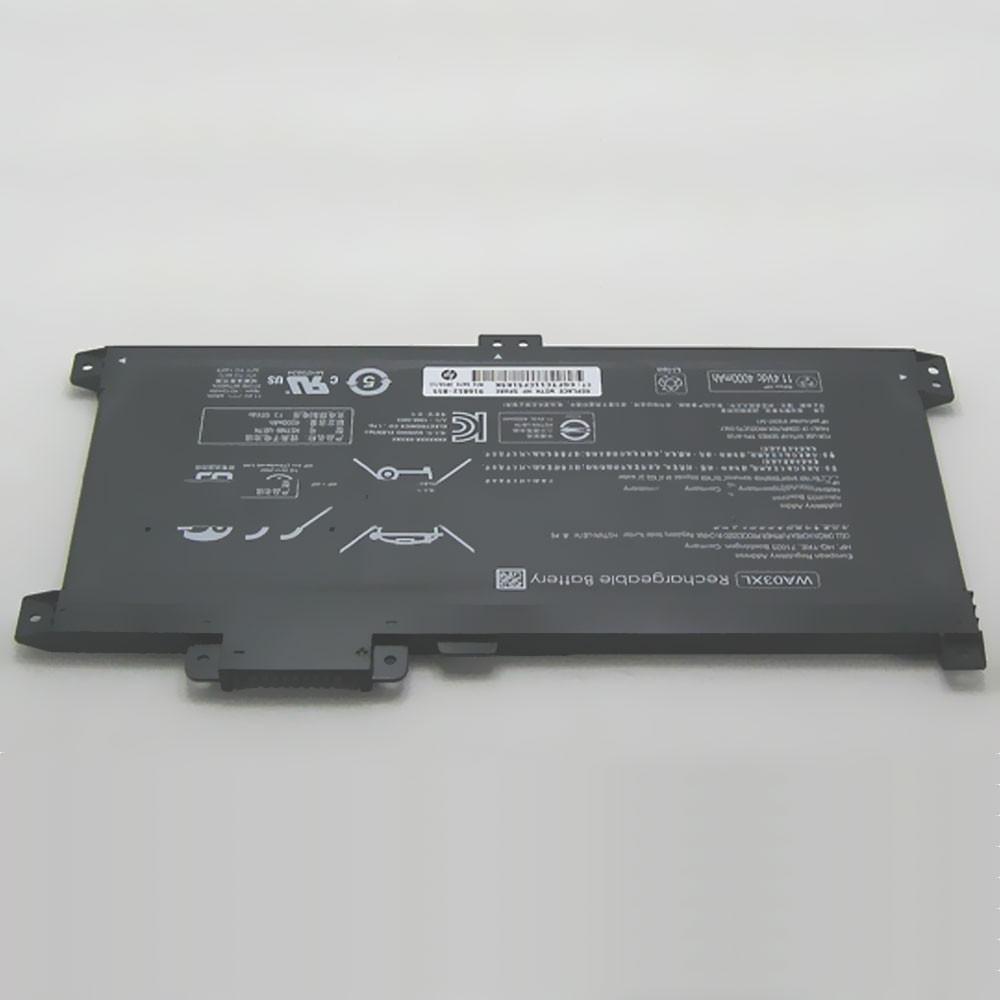 WA03XL Laptop Akku Ersatzakku für HP HSTNN-UB7H TPN-W126 HSTNN-LB7T 916367-541 Batterien