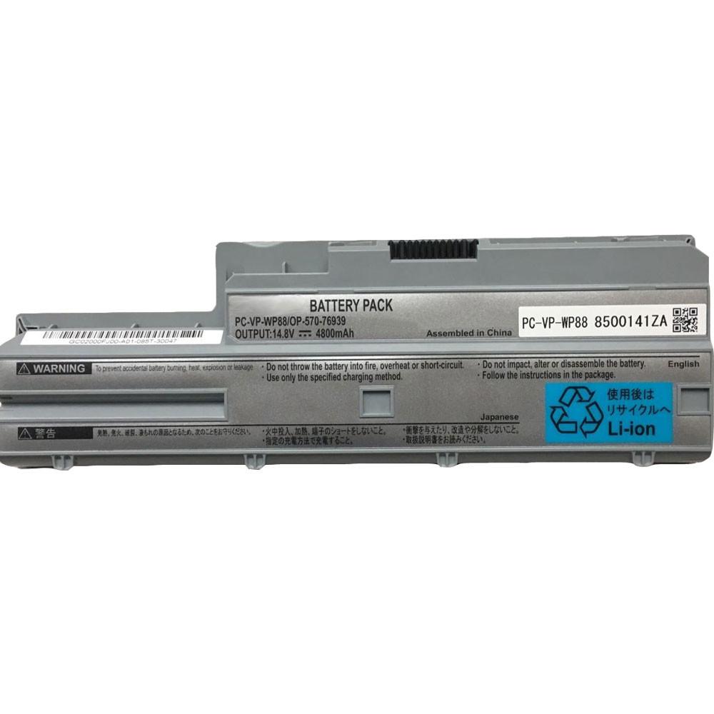 PC-VP-WP88 Laptop akku Ersatzakku für NEC LL590LG LL570LG Batterien