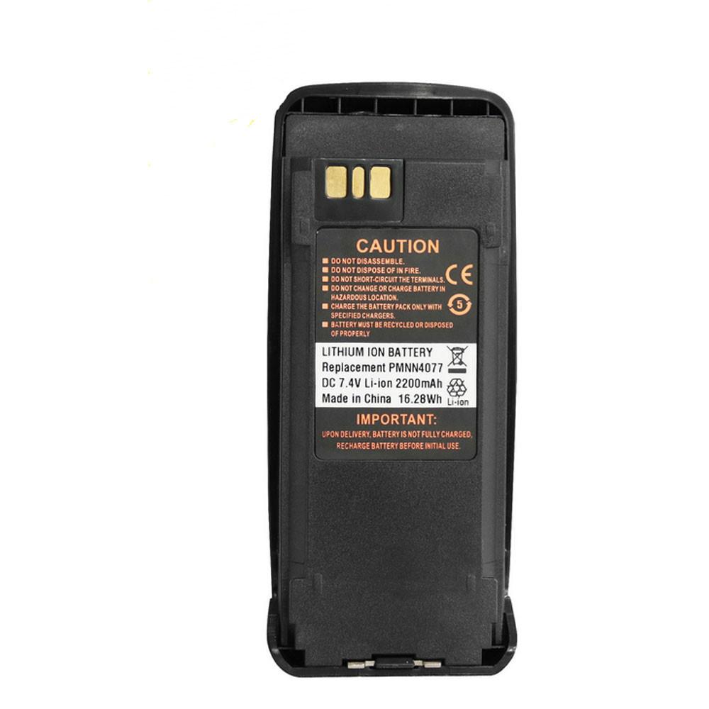 PMNN4077 Akku Ersatzakku für Motorola XPR6100  XPR6300  XPR6350  XPR6500 Radio Batterien