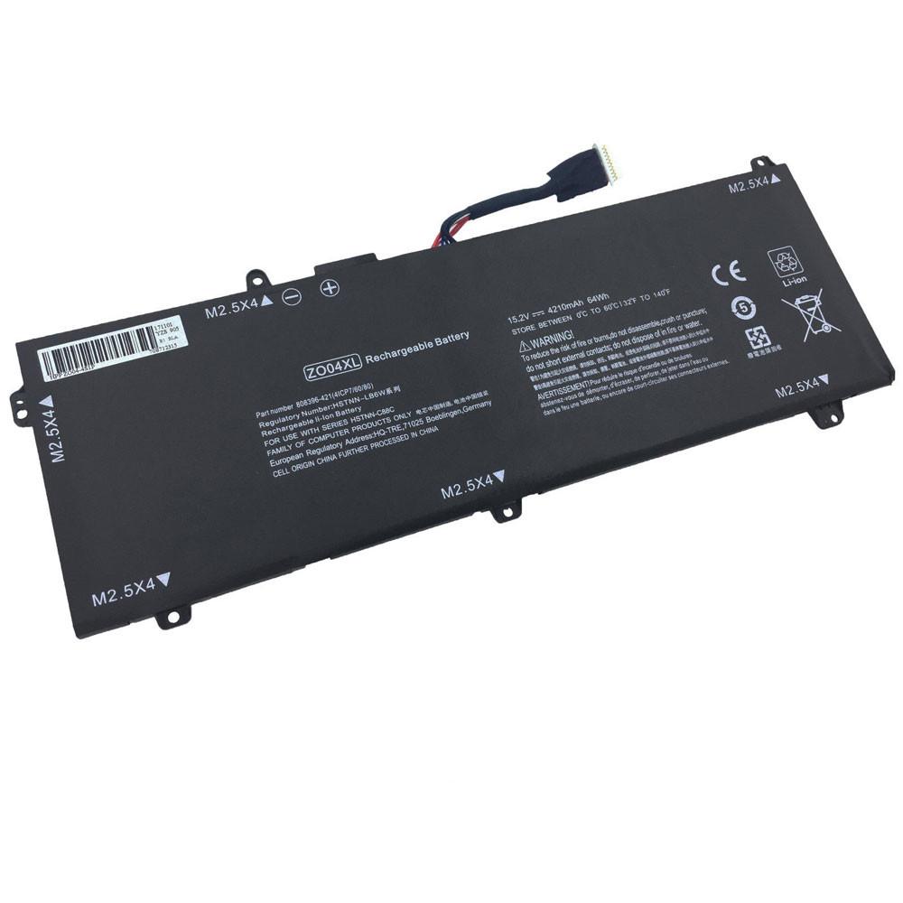 ZO04XL Laptop Akku Ersatzakku für HP ZBook Studio G3 Mobile Workstation Batterien
