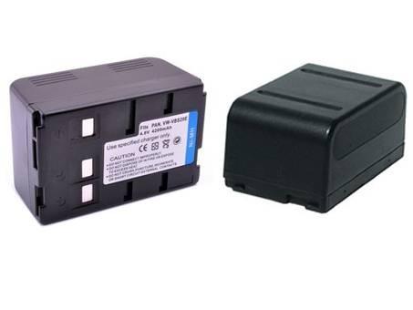 4200mah Panasonic NV-A1 NV-S VW-VBS Series Replacement Battery VW-VBS20 VW-VBS20E 4.8v