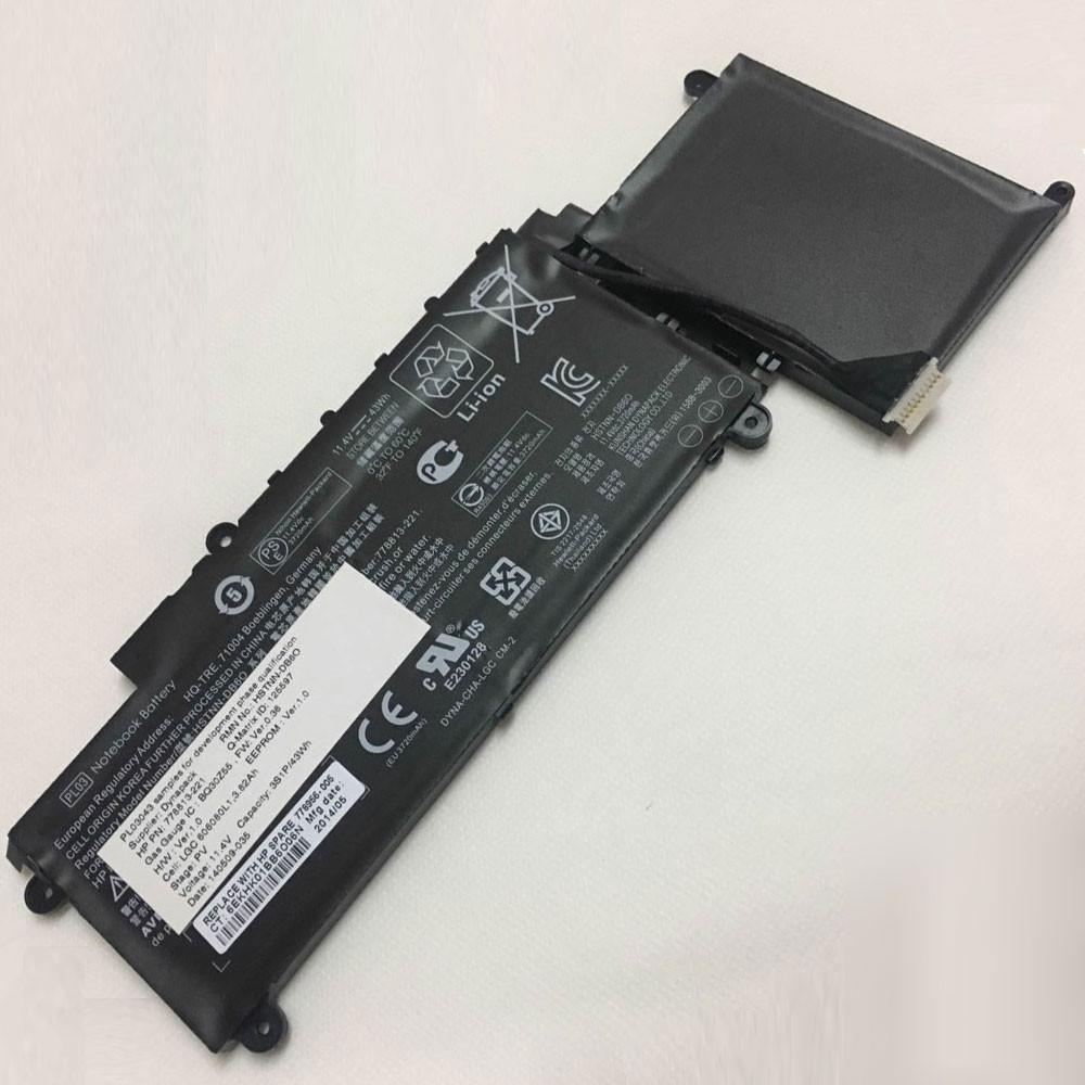 HP PL03 batterie - Acheter 43WH 11.4V PL03 tablette PC Portable  batteries