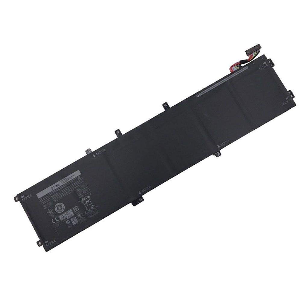 97Wh 11.4V 6GTPY Replacement Battery for Dell XPS15 9560 9550 Precision 5510 5520 M5520 5XJ28