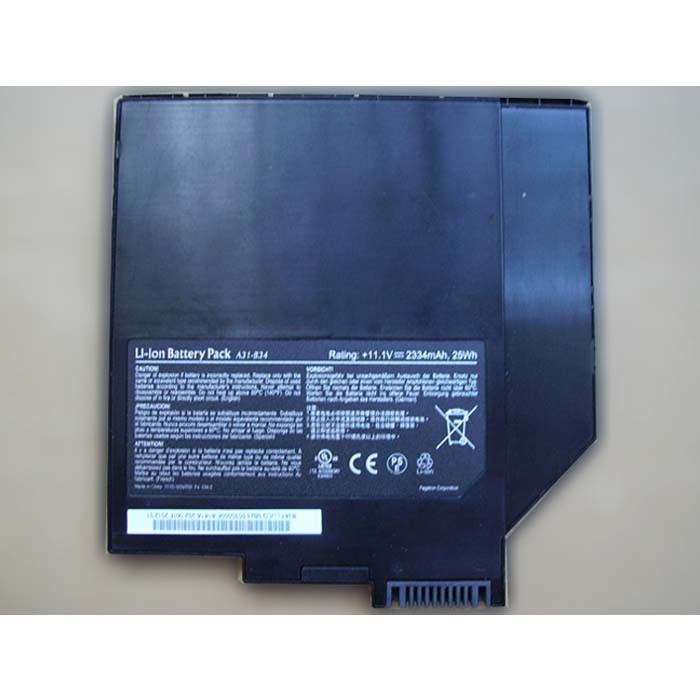 2334mah haier s500 series medion series/Drive battery  Replacement Battery A31-B34 11.1V