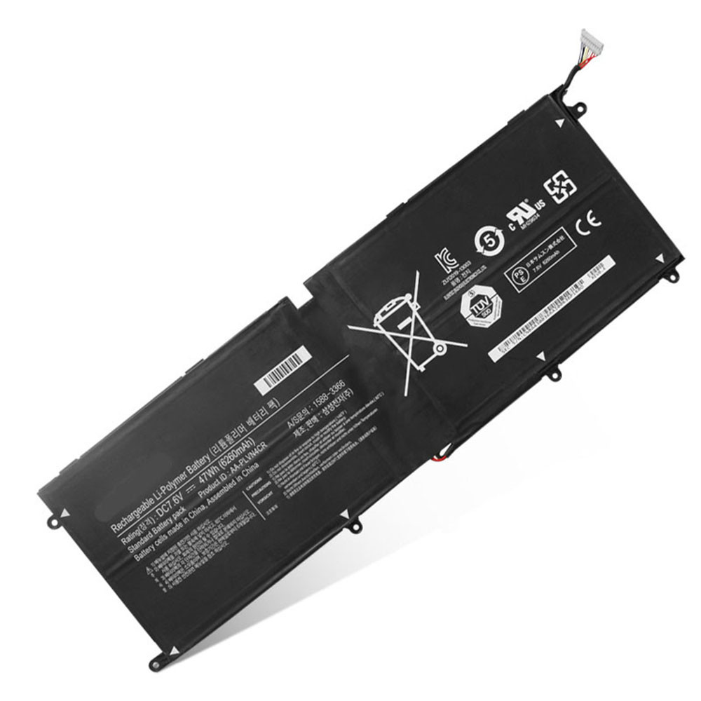6260mAh/47WH 7.6V AA-PLVN4CR Replacement Battery for Samsung Ultrabook BA43-00366A 1588-3366