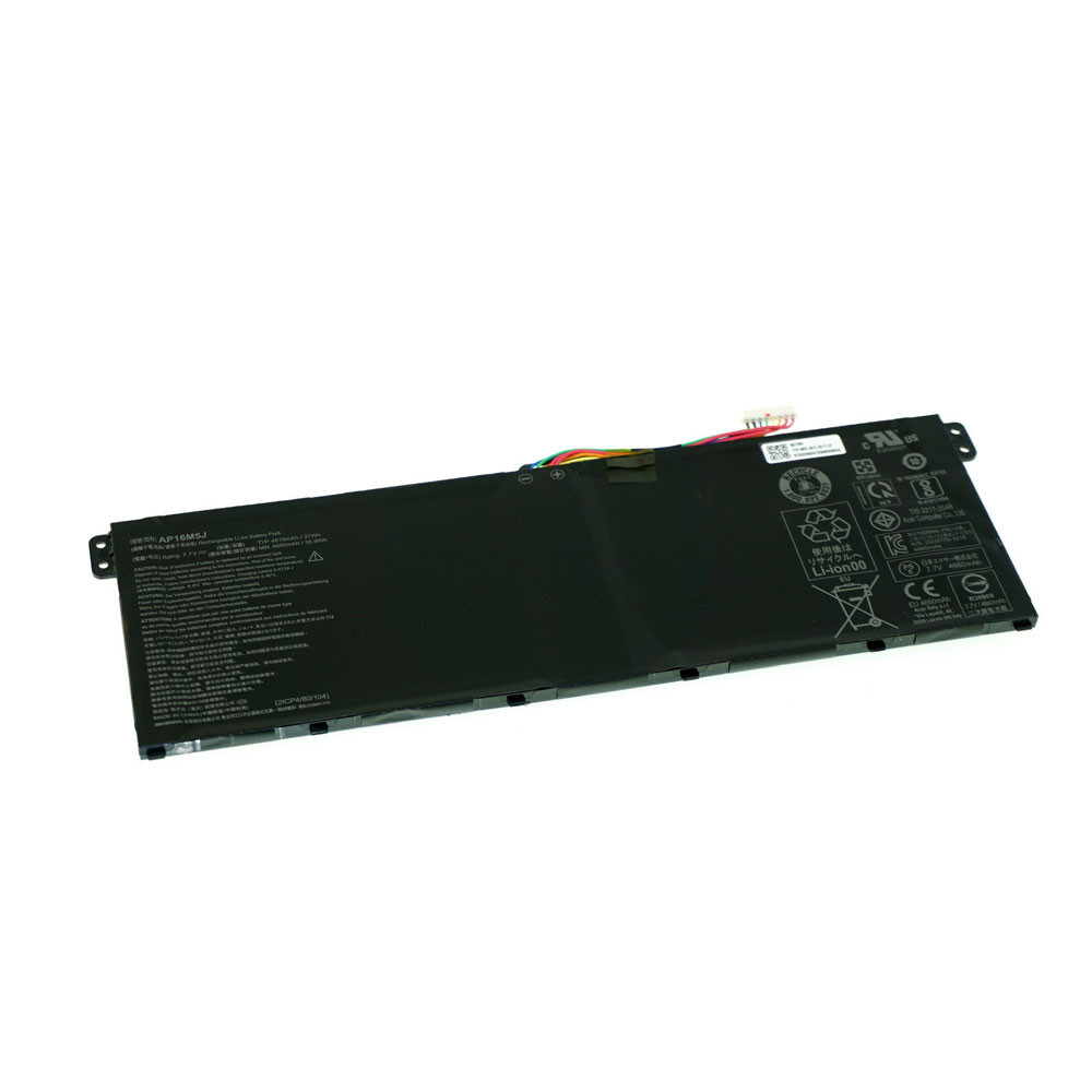 37Wh/4810mAh 7.7V AP16M5J Replacement Battery for ACER A315-51-51SL N17Q1 SERIES