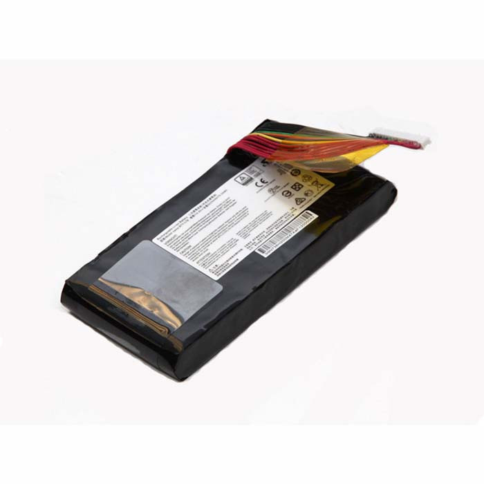 5225MAH/75.24Wh MSI GT80 2QD Notebook 8P01812-42/2700 P Replacement Battery BTY-L78 14.4V